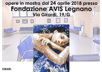 Avis - Legnano - 2018