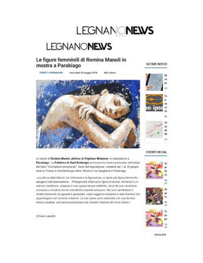 Legnano News - 2019