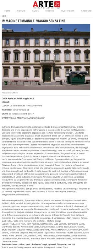 Arte.it - 2016